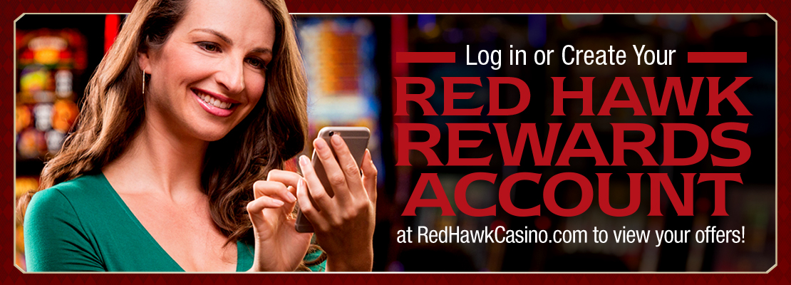 Red Hawk Casino Online Account